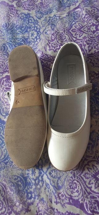 zapatos de vestir o comunion