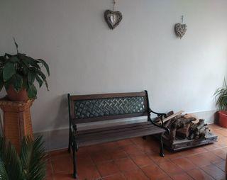 Banco de jardín/patio