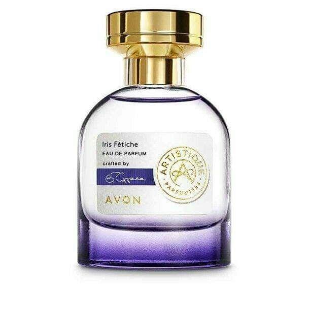 Artistique Iris eau de perfume