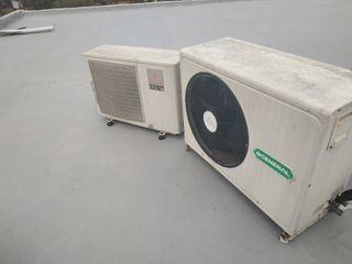 motores de aire acondicionado