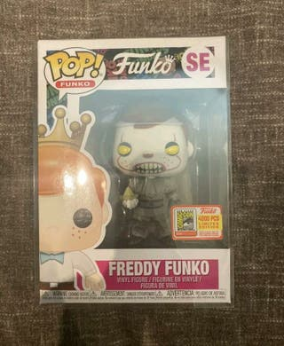 Pennywise Freddy Funko Comic Con
