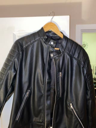 males leather jacket