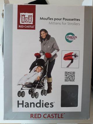 manoplas para silla de paseo o silleta