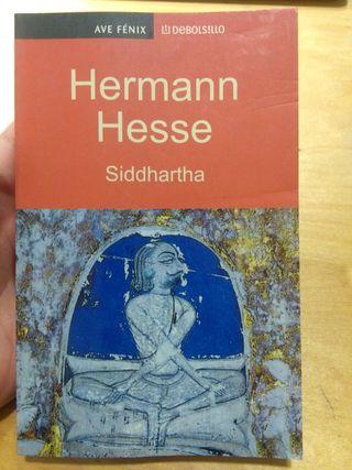 Libro Siddhartha. Hermann Hesse.