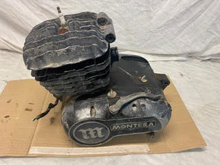 Motor montesa cota 348