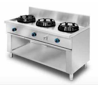 Cocina con mueble 3C WA