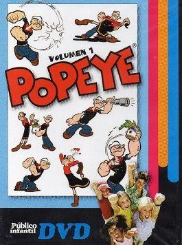 popeye, volumen 1