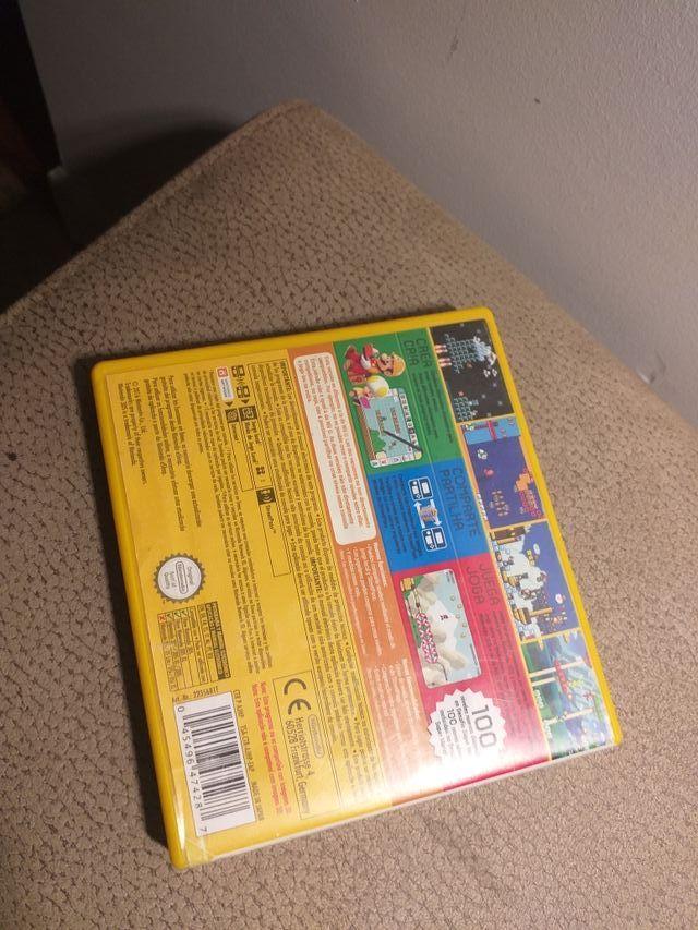 Súper Mario Maker para nintendo 3DS