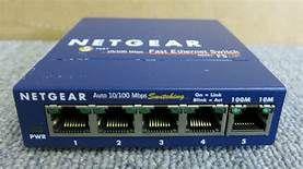 Netgear FS105-300PES - Switch 5 Puertos