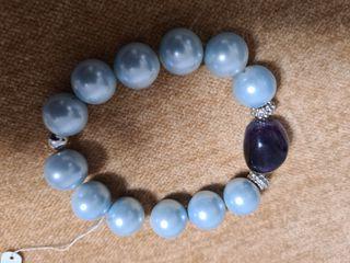 liquidacion en pulsera de perlas de mallorca