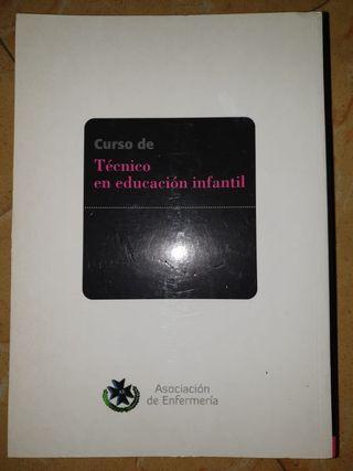 libro curso tecnico en educacion infantil