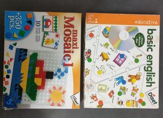 juegos infantiles 4-5 años