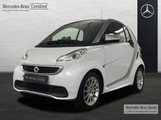 SMART FORTWO fortwo coupe electric drive / EQ Coupe