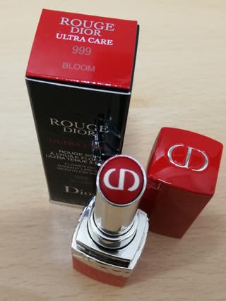 Rouge dior ultra care 999 bloom