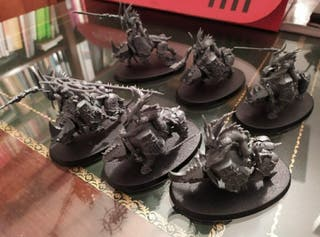demonios Warhammer age of sigmar khorne