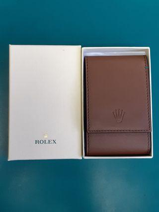 Rolex TravelCase piel ORIGINAL