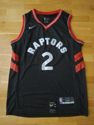 Camiseta NBA Toronto Raptors Kawhi Leonard