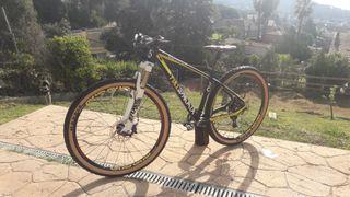 Bici carbono full dinamix 27.5
