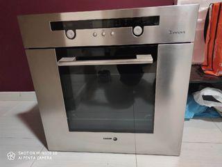 horno eléctrico de acero (gama alta)