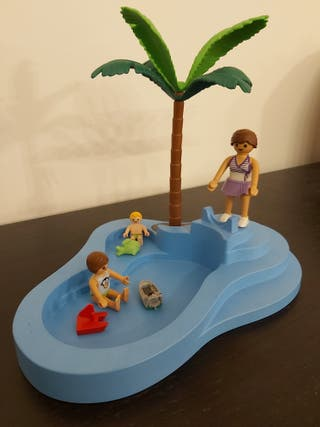 Piscina playmobil