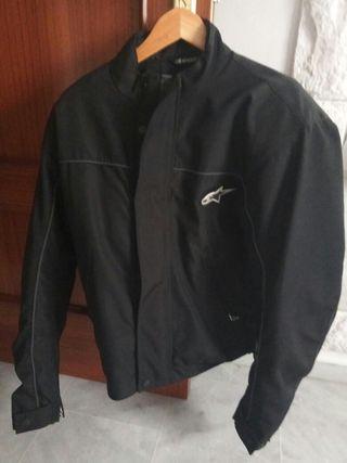chaqueta de moto alpinestar xl