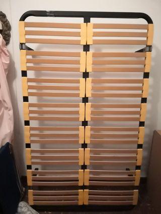 Colchón y Somier 105 cm