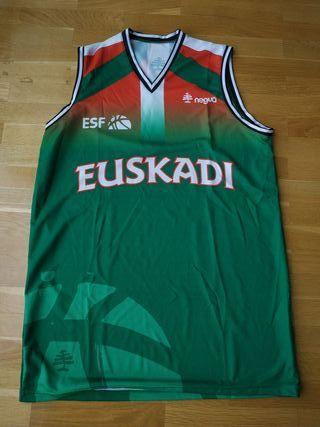 Camiseta Euskal Selekzioa / Selección de Euskadi
