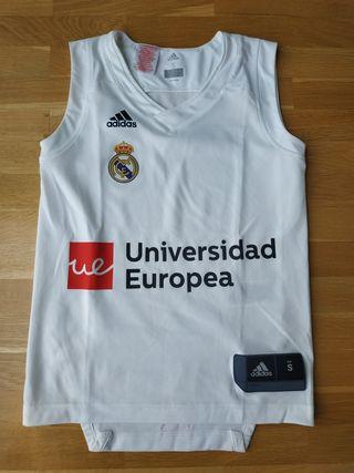 Camiseta Real Madrid Niño/Mujer