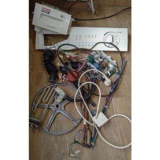Placa electrónica de lavadora New Pol Nef 108