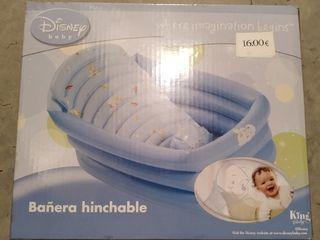 Bañera hinchable para bebes