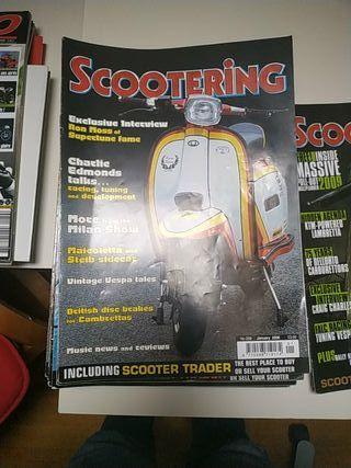 Revistas Scootering