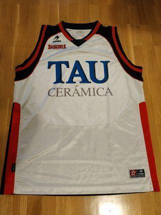 Camiseta Baskonia (2007/2008) Campeón ACB y Copa