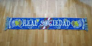Bufanda antigua Real Sociedad