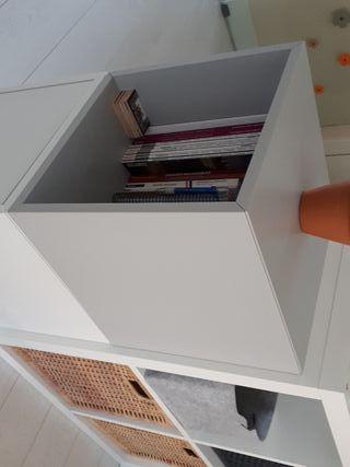 armario gris claro Ikea