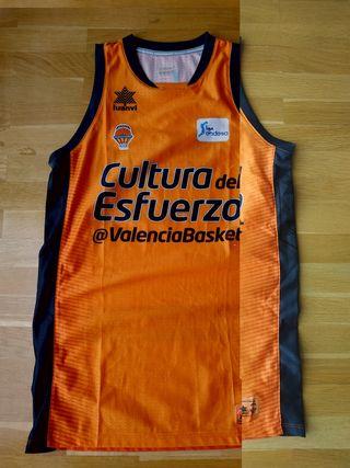 Camiseta Valencia Basket