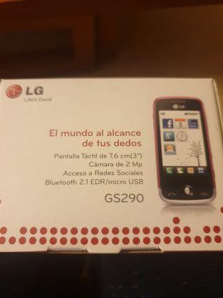 teléfono LG GS290