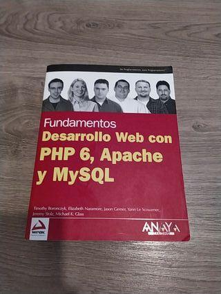 Desarrollo Web con PHP 6, Apache y MySQL