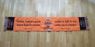 Bufanda Valencia Basket (Campeón Eurocup Vitoria)