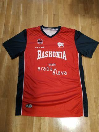 Camiseta Baskonia