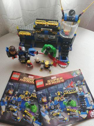LEGO Marvel 76018