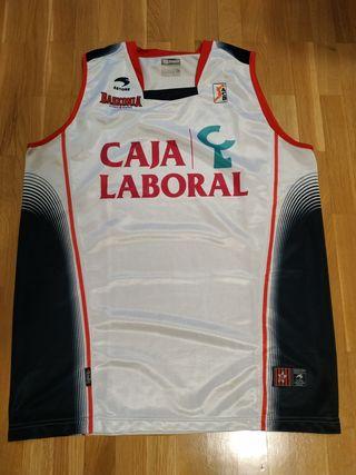 Camiseta 2009/ 2010 Baskonia (Campeón ACB)