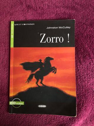 Libro Zorro!