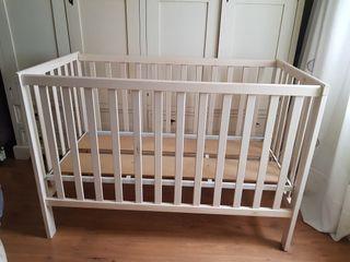 Cuna de Bebé