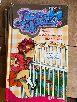 Libros Junie B. Jones