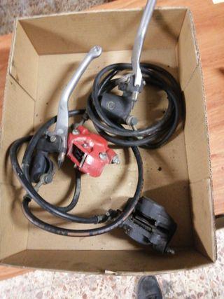 Aprilia area 51pinzas cables mantas y bombas