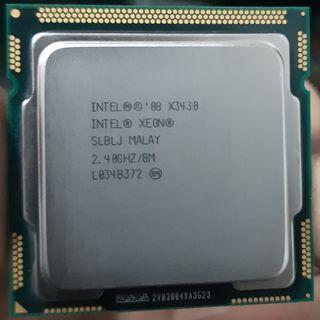 procesador xeon 1156
