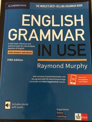 Libro inglés gramática GRAMMAR IN USE