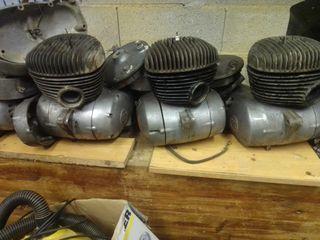 Motores Montesa Impala 175cc para restaurar