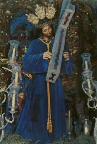 Postal Jesús Nazareno. Arcos de la Frontera