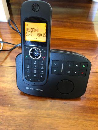 Teléfono Motorola